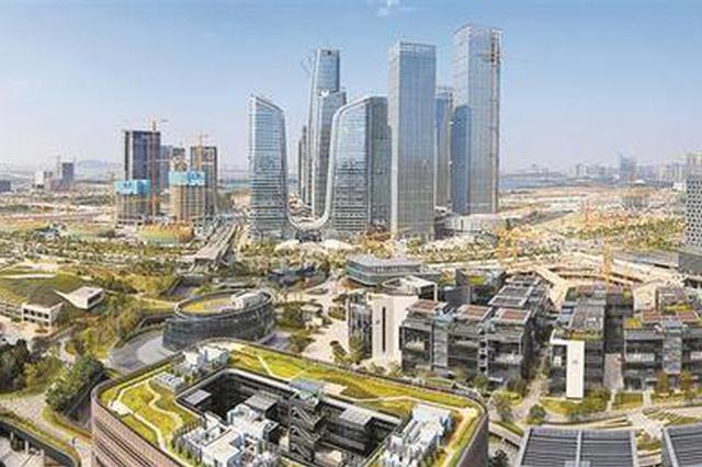 综合经济竞争力深圳居榜首 前十名城市中有七个位于粤港澳大湾