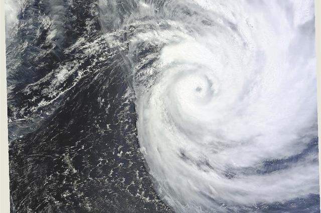 南海生成台风 深圳明天暴雨