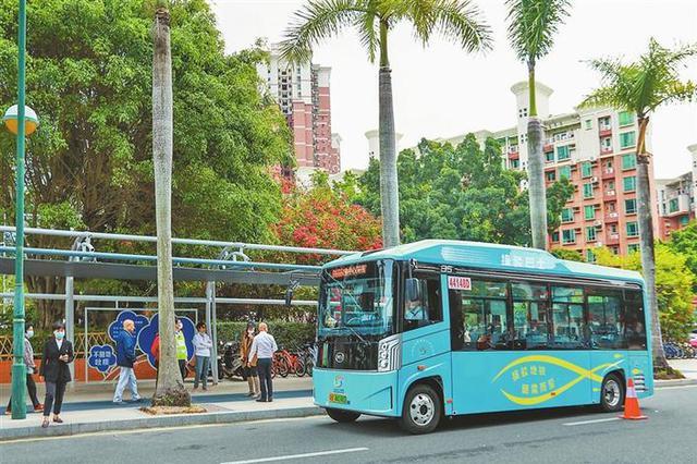 深圳公交将延长服务时间增加发车班次 五一开行23条旅游观光专