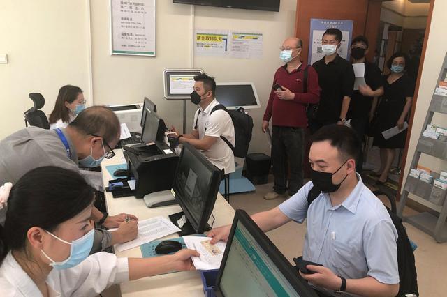 台胞在深圳免费接种新冠疫苗了