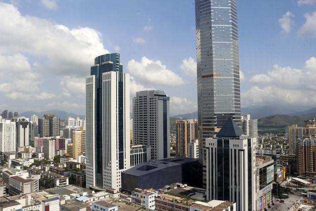 《时代》首度评选 深圳4企业上榜