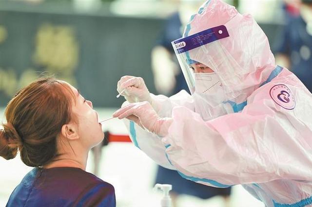 市交通运输局 中高风险地区来深旅客落地须检测核酸