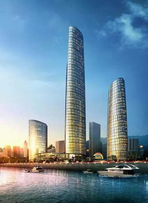 中建钢构有限公司案例展示:重庆瑞安二期