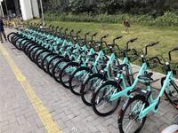 滴滴在深圳投放青桔单车仅一天被叫停