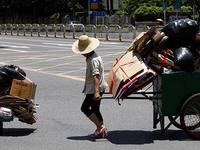 深圳发布今年首个高温黄色预警信号