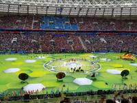 世界杯惊现1万张假票