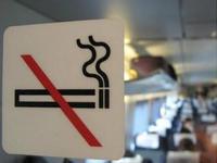 两旅客高铁吸烟分别被罚500元