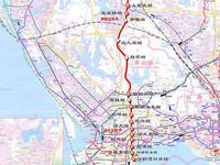 地铁13号线2023年达深圳湾口岸
