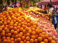 发改委:上半年鲜瓜果 鲜菜 畜肉价格涨幅居前