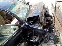 油门当刹车致一老人被撞身亡