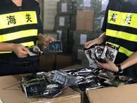 深圳海关查侵权货物37万余件