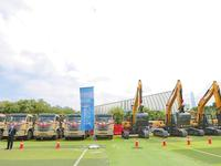 香蜜湖北区开工建设