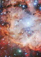 最佳太空图:仙后星座幽灵和南瓜鬼脸