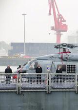 有朋自海上来 11国海军16艘舰艇同日抵达青岛