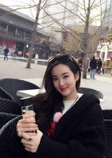 中国小姐冠军生活照