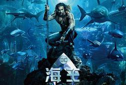 《海王》IMAX 3D增幅呈现海底爽炫奇观
