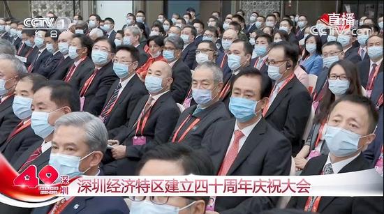 王文银:坚持党和国家领导 正威是改革开放的影子