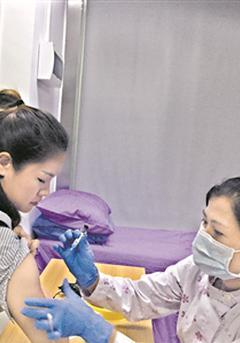 深圳昨日起可接种九价HPV疫苗