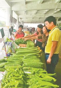 蔬菜生鲜昨全面恢复供应 价格稍涨