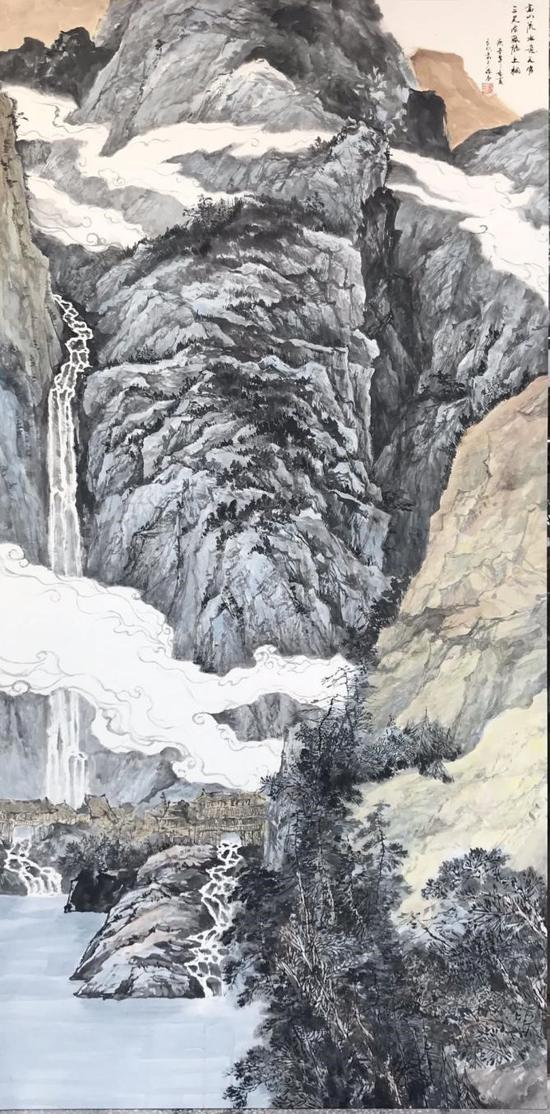 《高山流水意无穷》 王欣