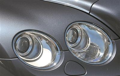 车灯 资料图片