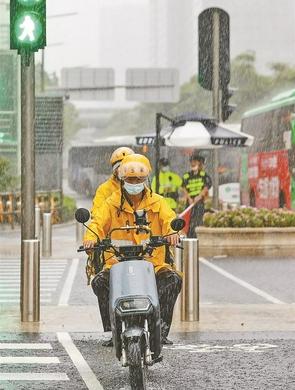 预计9月深圳有三个降雨集中期