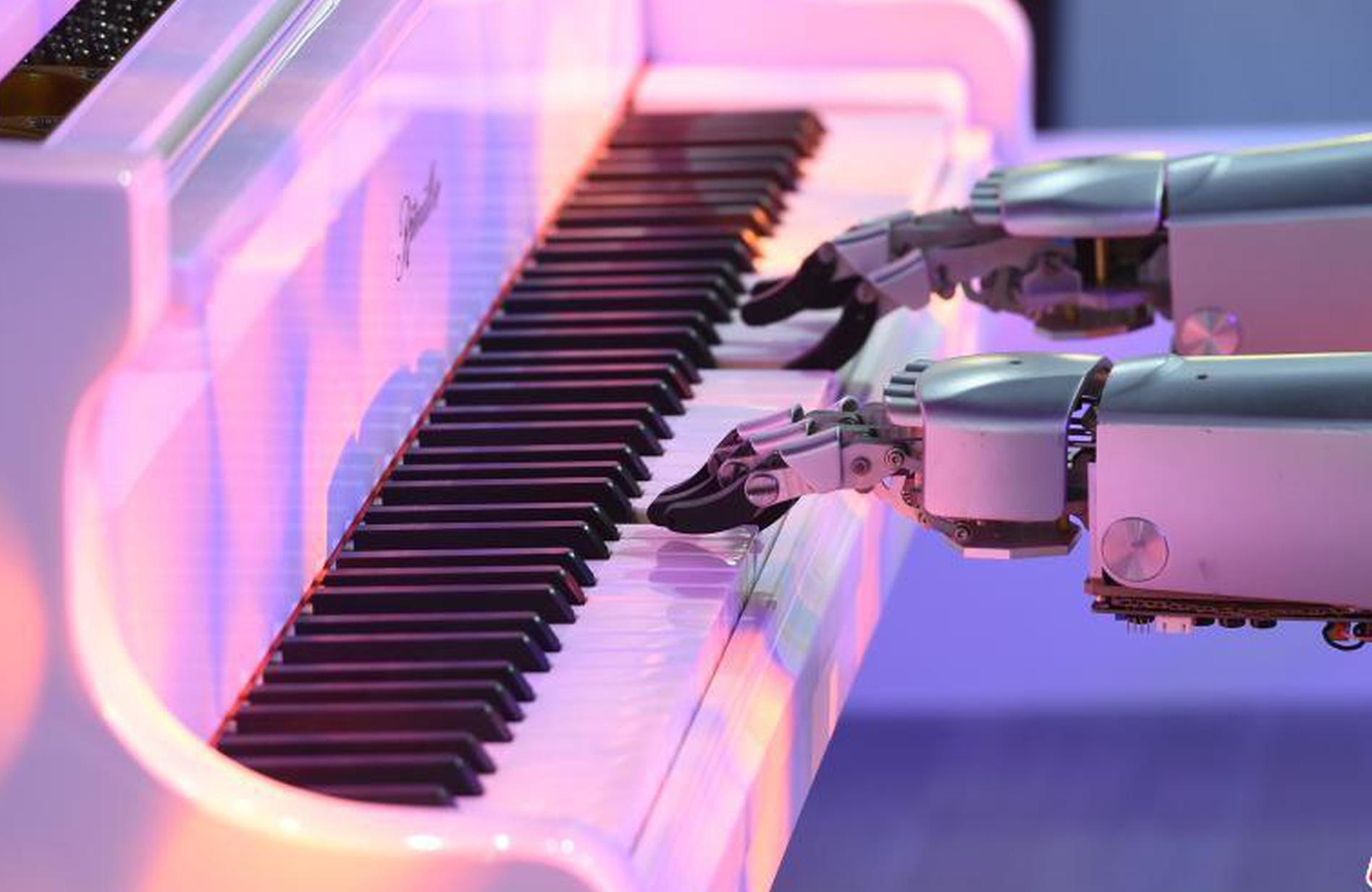 2019世界机器人大会在北京举行
