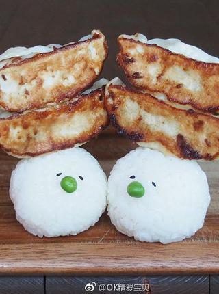日本职场妈妈做快速萌物早餐合集