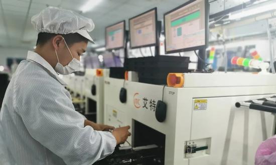深圳传音制造有限公司预计3月底能恢复到正常生产水平。