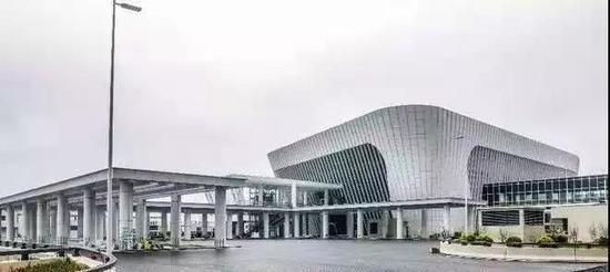 @深圳市建筑工务署 莲塘口岸