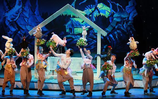 2020第九届深圳儿童戏剧节如期而至 17部优秀儿童剧线上轮番上演