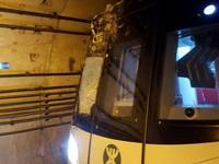 深圳又现擅自打桩施工破坏地铁设备