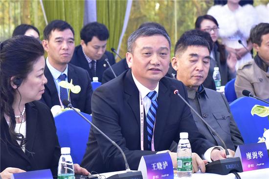 深圳市卫生和计划生育委员会党委副书记廖澍华