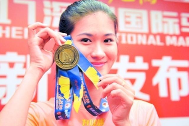 深圳马拉松本周日开跑 跑者将有实名专属号码布