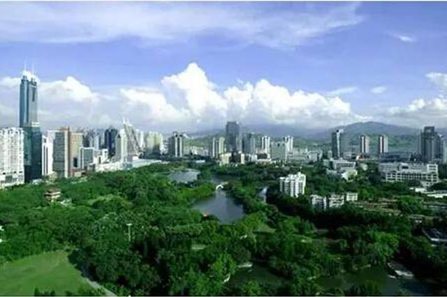今年南山GDP有望破4000亿 新增21家上市企业