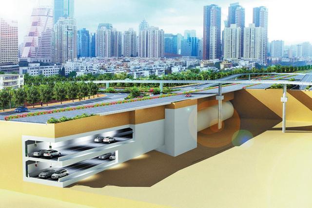今年年底前盾构井主体施工 春风隧道计划2021年建成