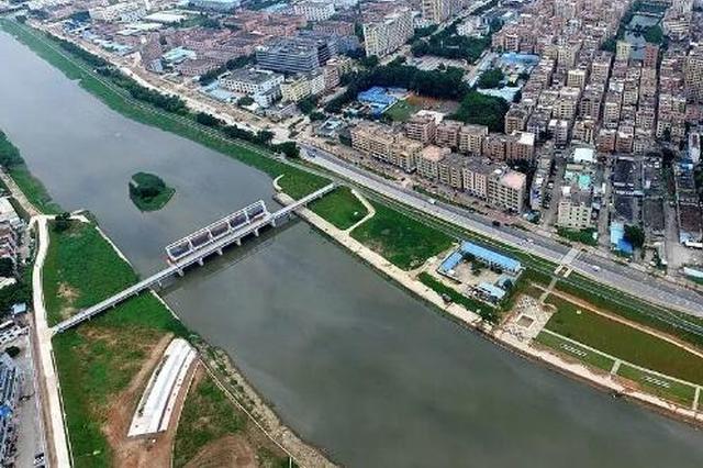 """深圳市委书记当""""施工队长"""" 快来看看茅洲河变化吧"""