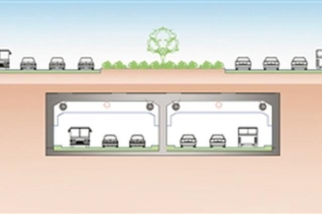 深圳交委公布两条快速通道规划 双层通道贯穿六区