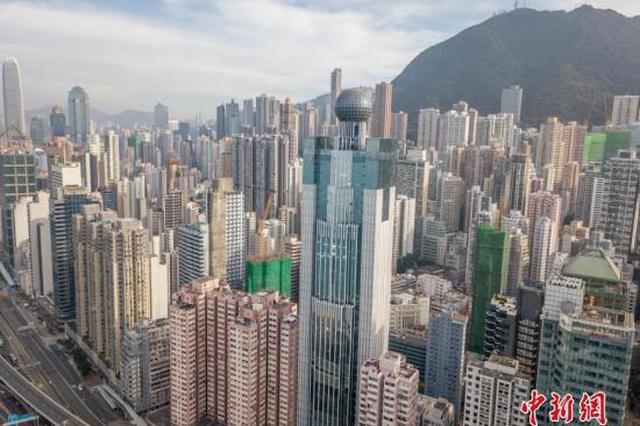 香港楼价连续14个月创新高 学者预计今年将再升15%
