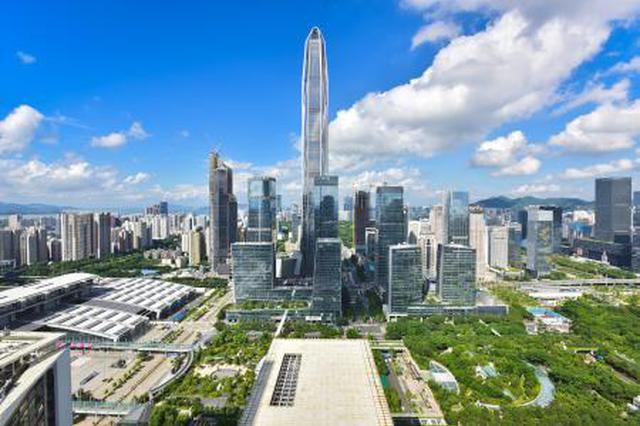 22438.39亿元!2017年深圳GDP全国第三