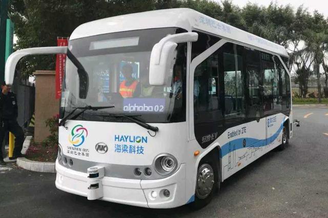 瑞典老牌企业斯堪尼亚牵手深企研发智能驾驶公交