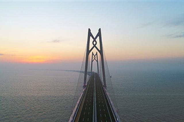 港珠澳大桥非两地车牌车辆上桥可申请一次性配额通行