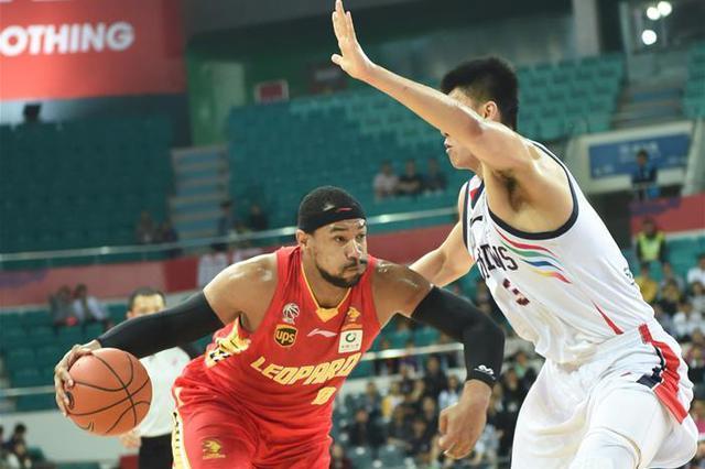 CBA季后赛:深圳马可波罗队晋级八强