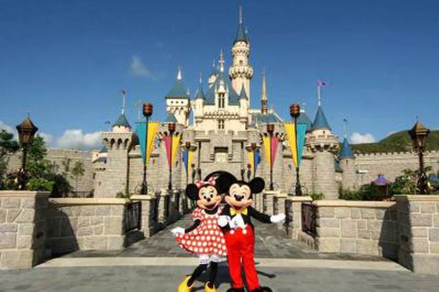 受旅游业下滑直接冲击 香港迪士尼连续第三年亏损