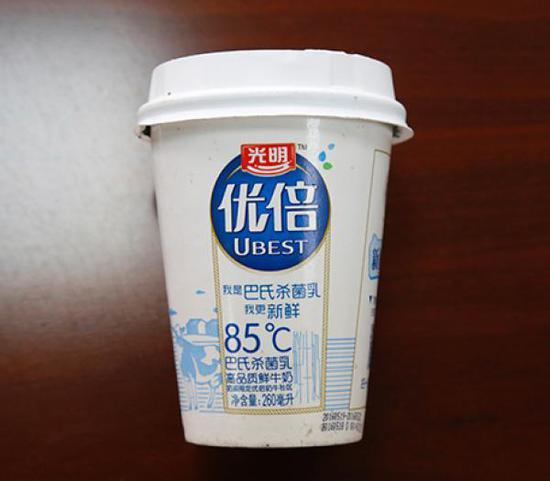 美食达人公司提供的证物图。上海知产法院 供图