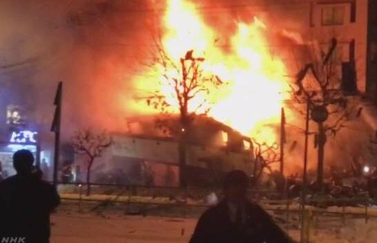 日本札幌餐厅爆炸 爆炸原因详情介绍