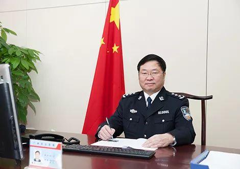 广东省广州市副市长,市公安局长杨江华