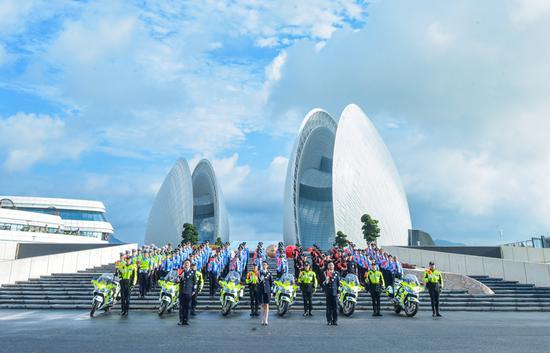 珠海公安:为经济特区二次创业发展贡献力量