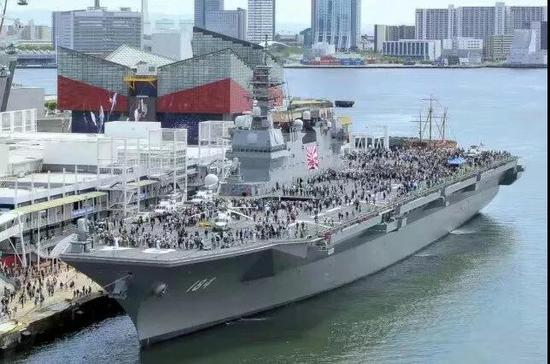 日本舰长被起诉 舰艇设计
