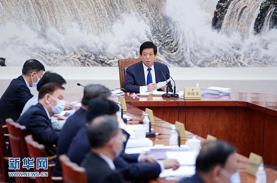 人大常委会第二十二次会议10月13日起举行